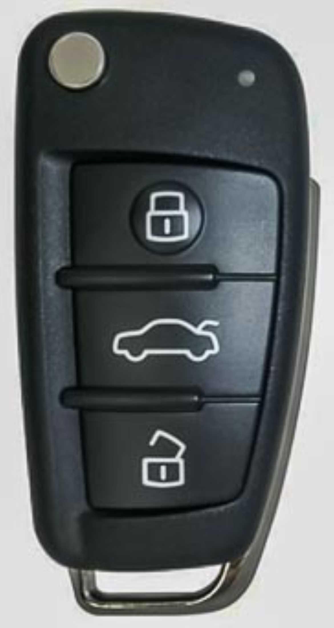 Audi Autoschlüssel Nachmachen