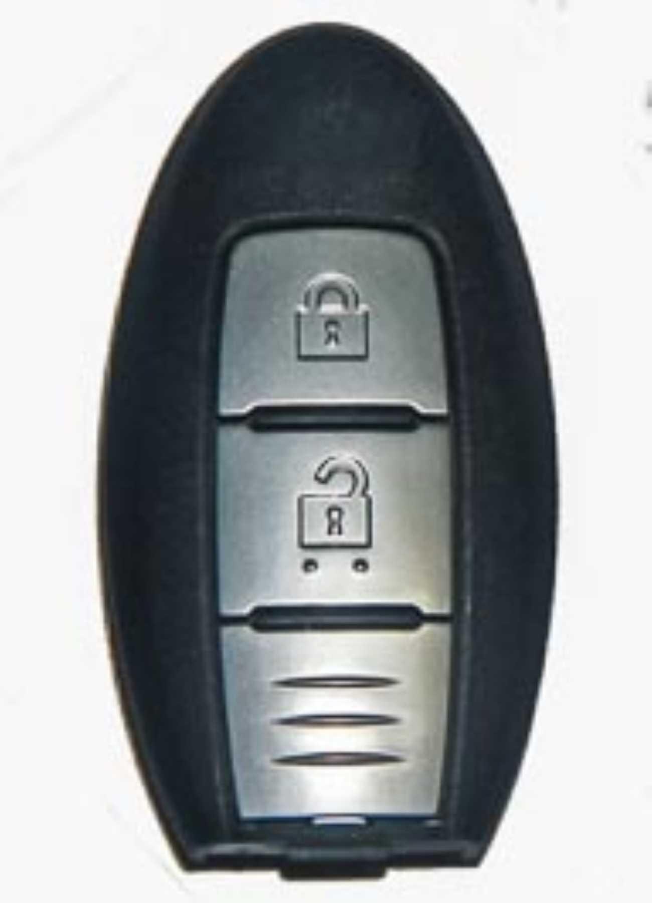 Nissan Autoschlüssel Nachmachen
