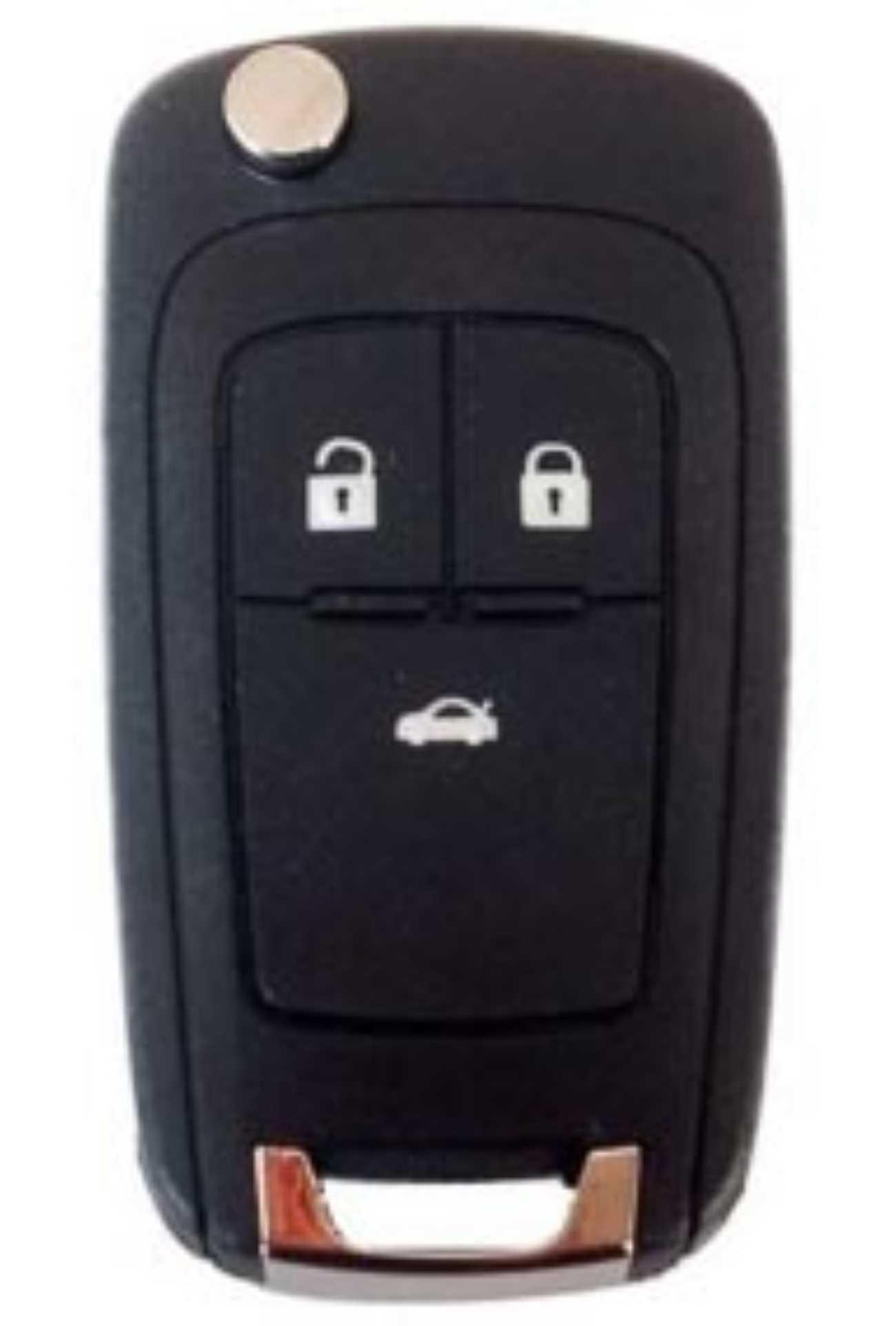 Chevrolet Autoschlüssel Nachmachen