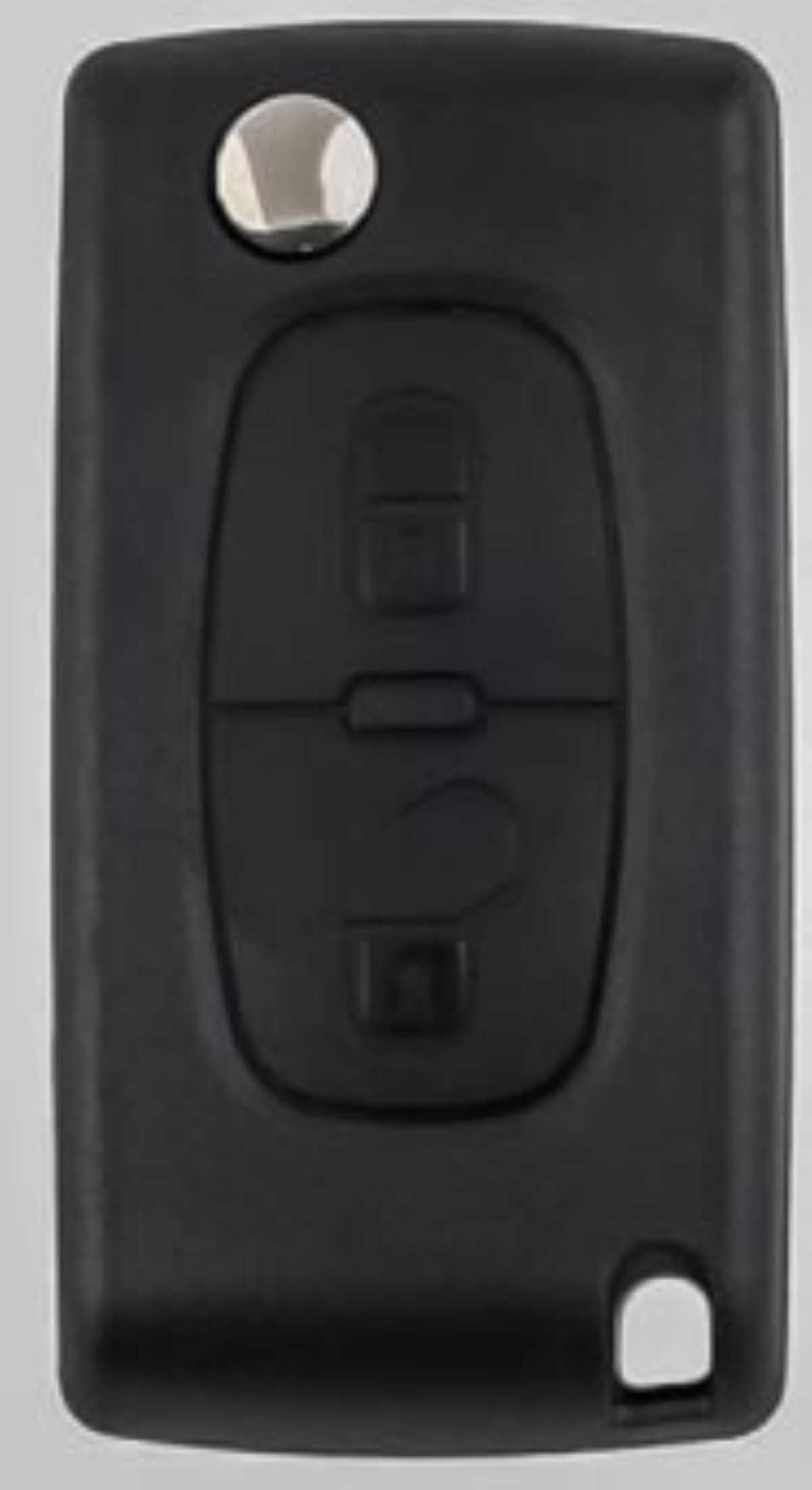 Peugeot Autoschlüssel Nachmachen
