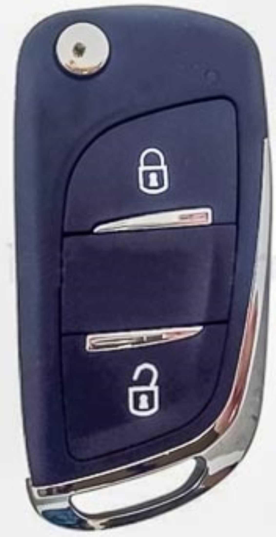 Citroen Autoschlüssel Nachmachen